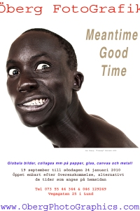Mean Time Good Time poster