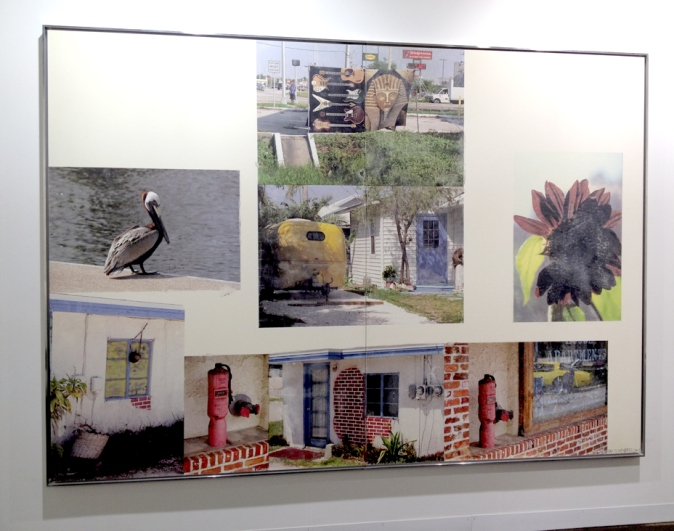 Not one of the best of Rauschenberg but still more original, trend-setting, inspiring than most...