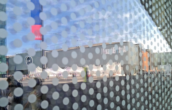 Art Basel Mirror