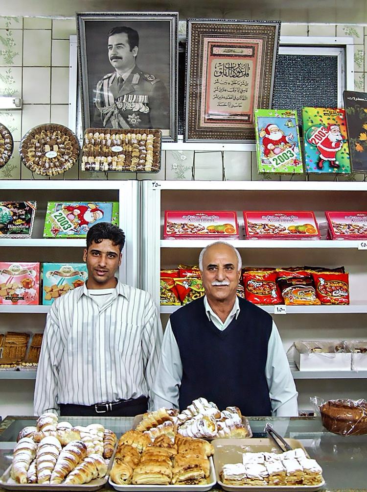 Baker Shop, Baghdad 2002