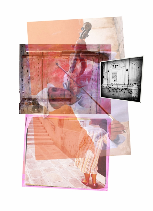 Venezia Collage # 2 - 2011