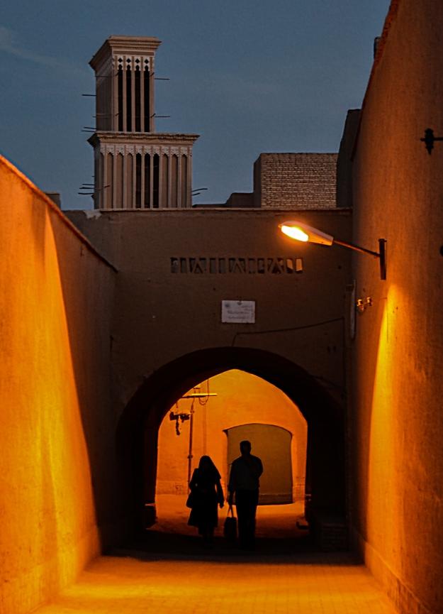 Yazd Gate, Iran 2012