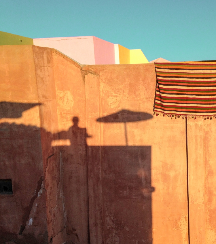 Marrakech Composition 2015 © Jan Oberg