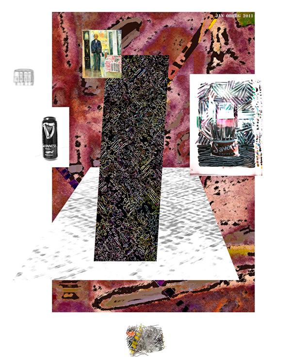 Black Granite (Munch & Johns) - 2011