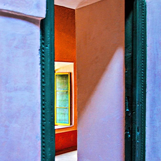 """""""Door To Window"""" - 2015"""