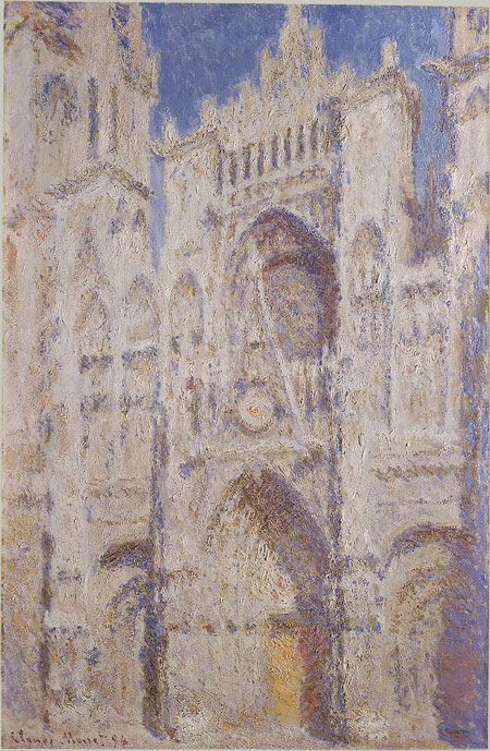 Claude Monet, Rouen Cathedral 1895