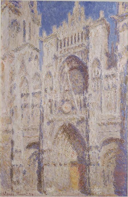 Claude Monet, Rouen Cathedral 1895